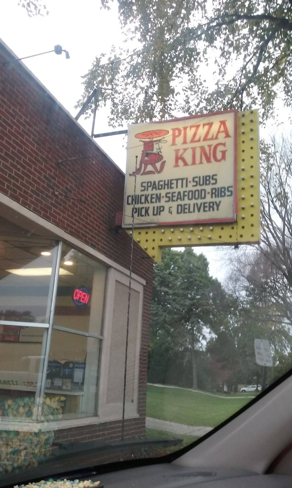 Pizza King | restaurant | 9170 Mortenview Dr, Taylor, MI 48180, USA | 3132921500 OR +1 313-292-1500