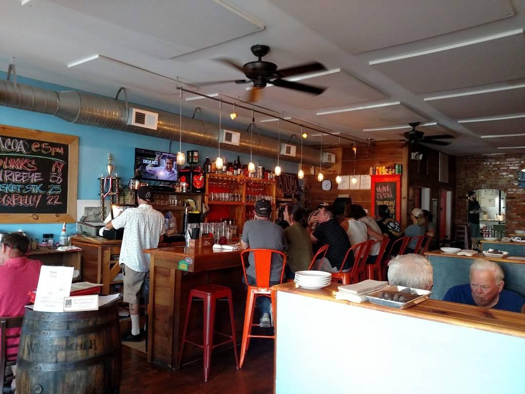 Cantina Ultima | restaurant | 102 Federal St, Milton, DE 19968, USA | 3026842555 OR +1 302-684-2555