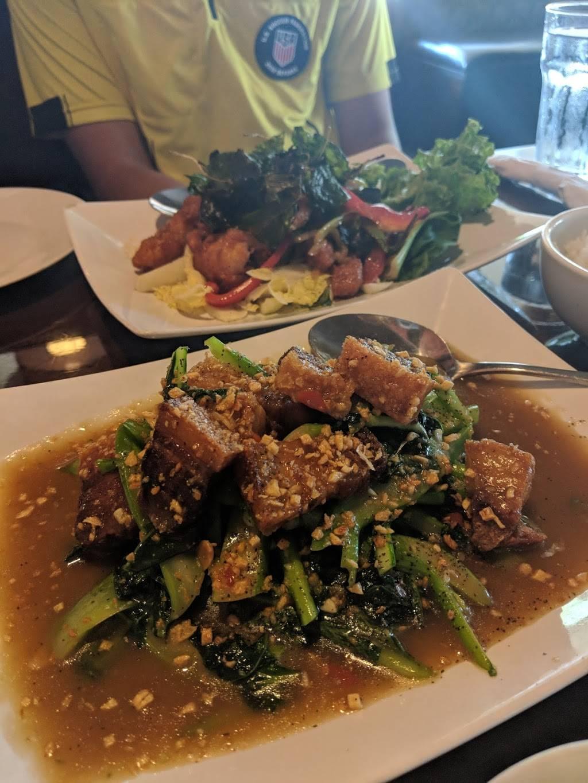 Kob Kun Fine Thai Cuisine | restaurant | 2946 Chain Bridge Rd, Oakton, VA 22124, USA | 7035398140 OR +1 703-539-8140