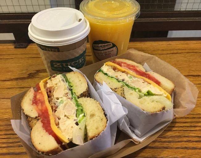 Zuckers Bagels & Smoked Fish | meal delivery | 146 Chambers St, New York, NY 10007, USA | 2126085844 OR +1 212-608-5844
