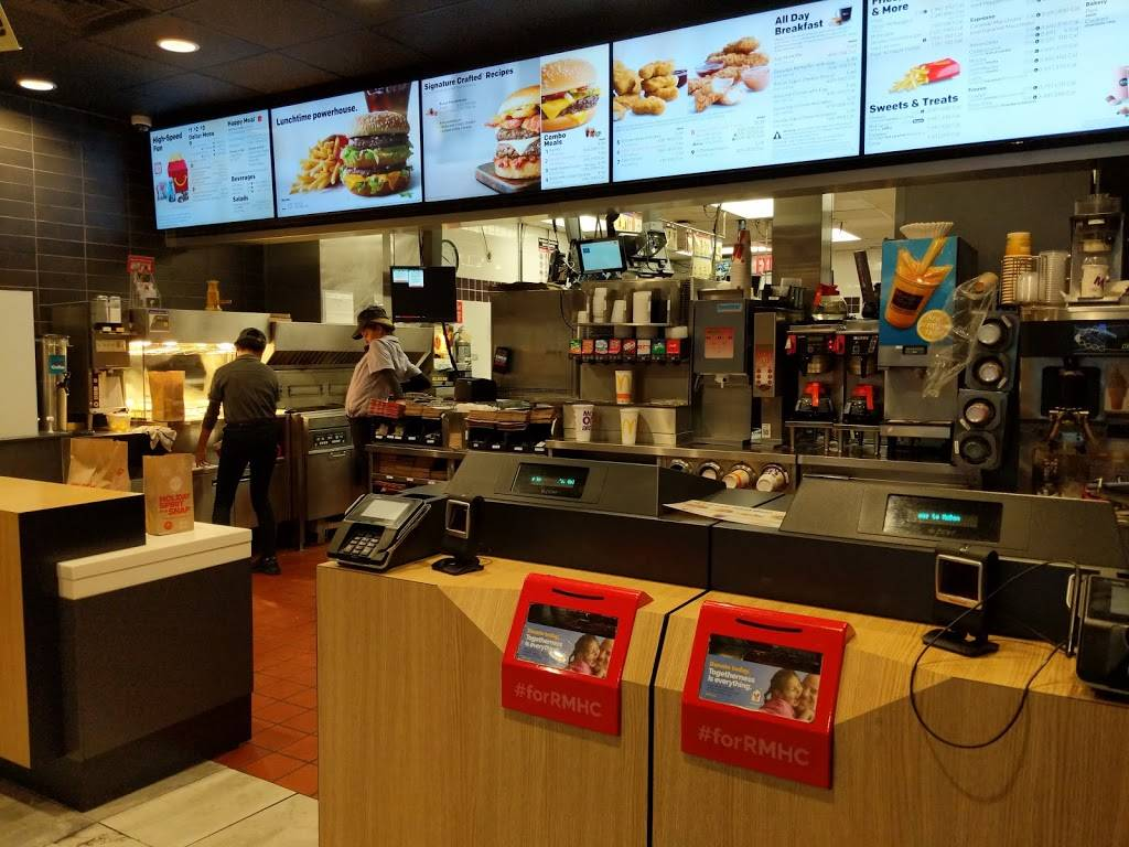 McDonalds | cafe | 1871 2nd Ave, New York, NY 10029, USA | 6466720263 OR +1 646-672-0263