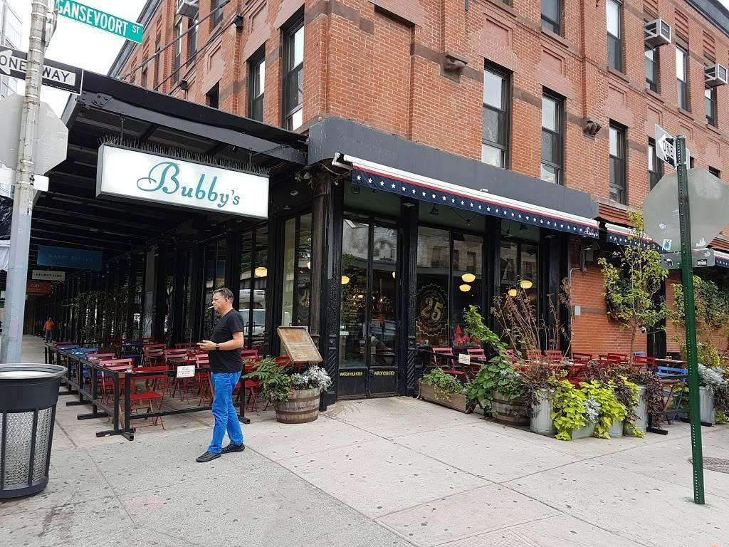 Bubbys   bakery   73 Gansevoort St, New York, NY 10014, USA   2122190666 OR +1 212-219-0666