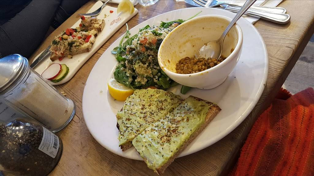 Le Pain Quotidien   restaurant   375 Hudson St, New York, NY 10014, USA   6463927882 OR +1 646-392-7882
