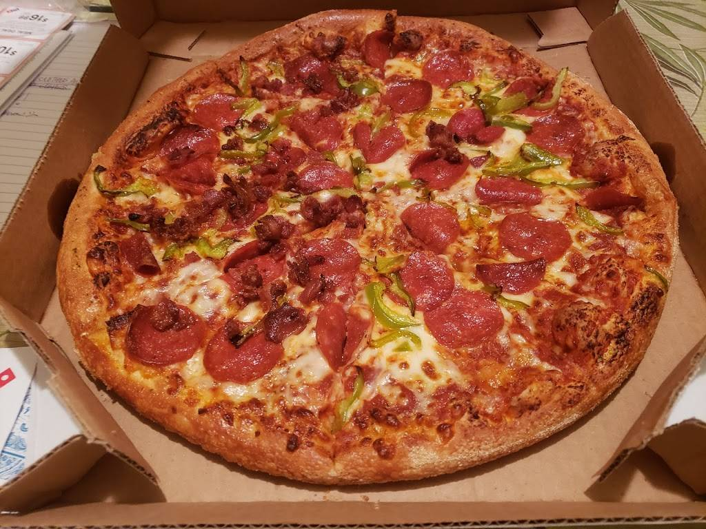 Dominos Pizza | meal delivery | 561 North I St, Reedley, CA 93654, USA | 5595512700 OR +1 559-551-2700