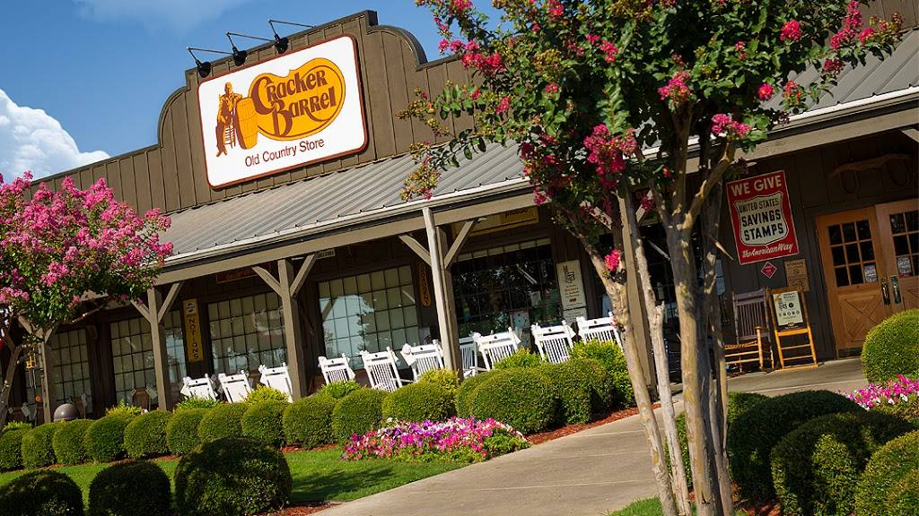 Cracker Barrel Old Country Store | restaurant | 235 Long Hollow Pike, Goodlettsville, TN 37072, USA | 6158594383 OR +1 615-859-4383