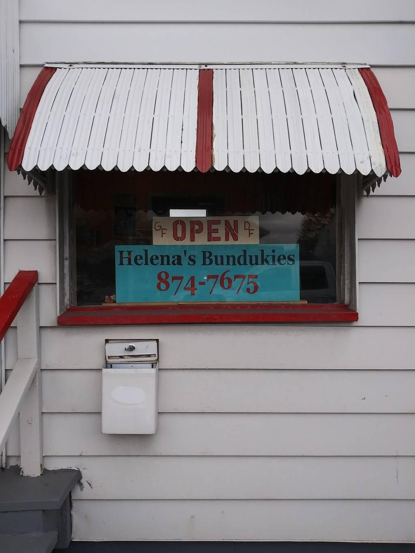 Helenas Bundukies | restaurant | 301 S Lehigh Ave, Frackville, PA 17931, USA | 5708747675 OR +1 570-874-7675