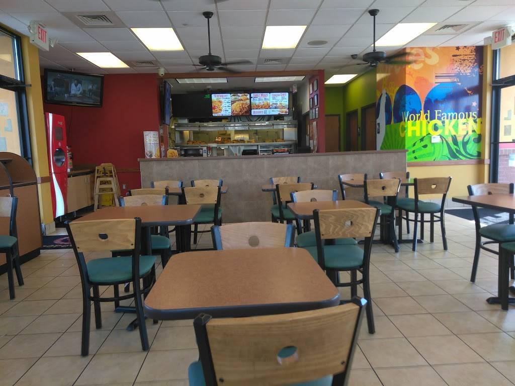 Popeyes Louisiana Kitchen | restaurant | 275 N Delsea Dr, Vineland, NJ 08360, USA | 8566920301 OR +1 856-692-0301