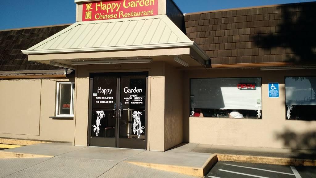 Happy Garden Restaurant | restaurant | 118 N 17th Ave, Cornelius, OR 97113, USA | 5035962993 OR +1 503-596-2993