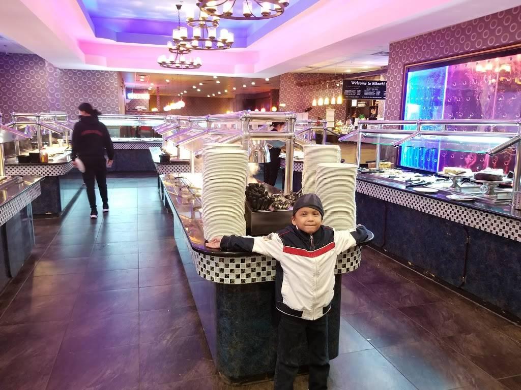 Hibachi Grill & Supreme Buffet | restaurant | 8101 Tonnelle Ave, North Bergen, NJ 07047, USA | 2016621888 OR +1 201-662-1888