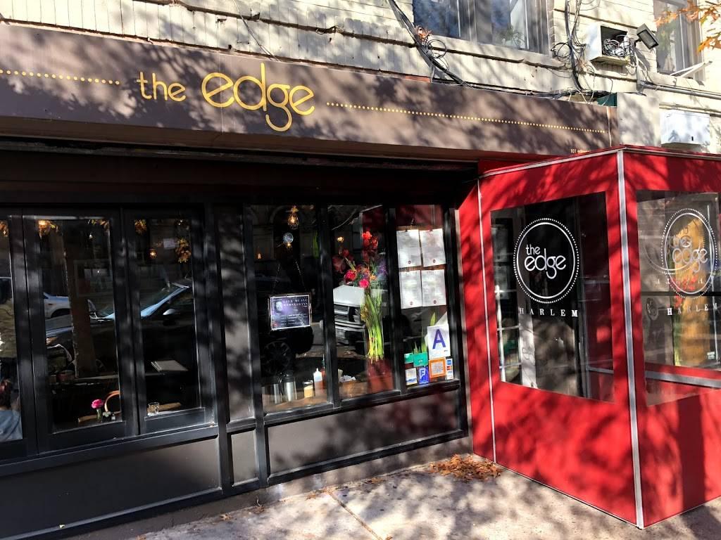 The Edge Harlem   cafe   101 Edgecombe Ave, New York, NY 10030, USA   2129399688 OR +1 212-939-9688