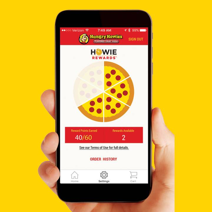 Hungry Howies Pizza | meal delivery | 7157 Old Canton Rd, Ridgeland, MS 39157, USA | 6018985008 OR +1 601-898-5008
