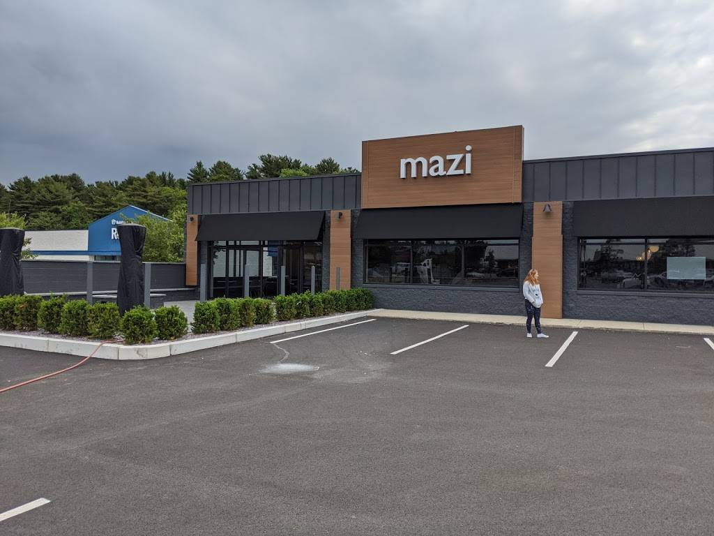 Mazi | restaurant | 310 Pond St, Ashland, MA 01721, USA