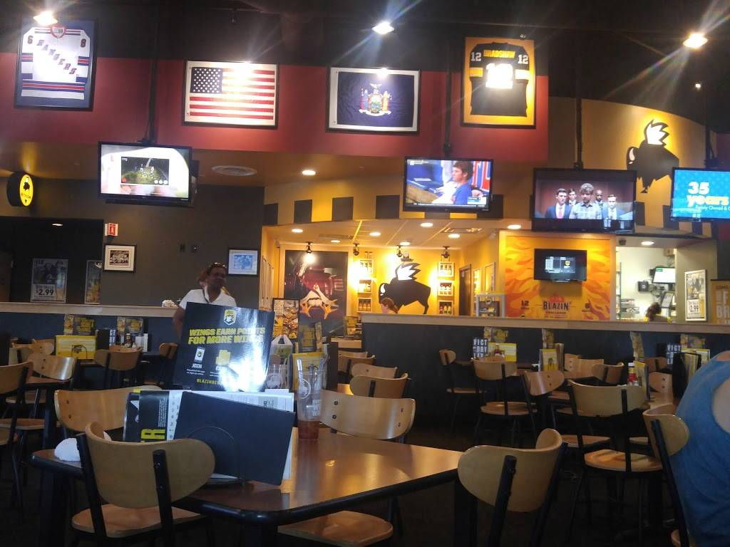 Buffalo Wild Wings   restaurant   567 Route 211 East, Middletown, NY 10941, USA   8456731062 OR +1 845-673-1062