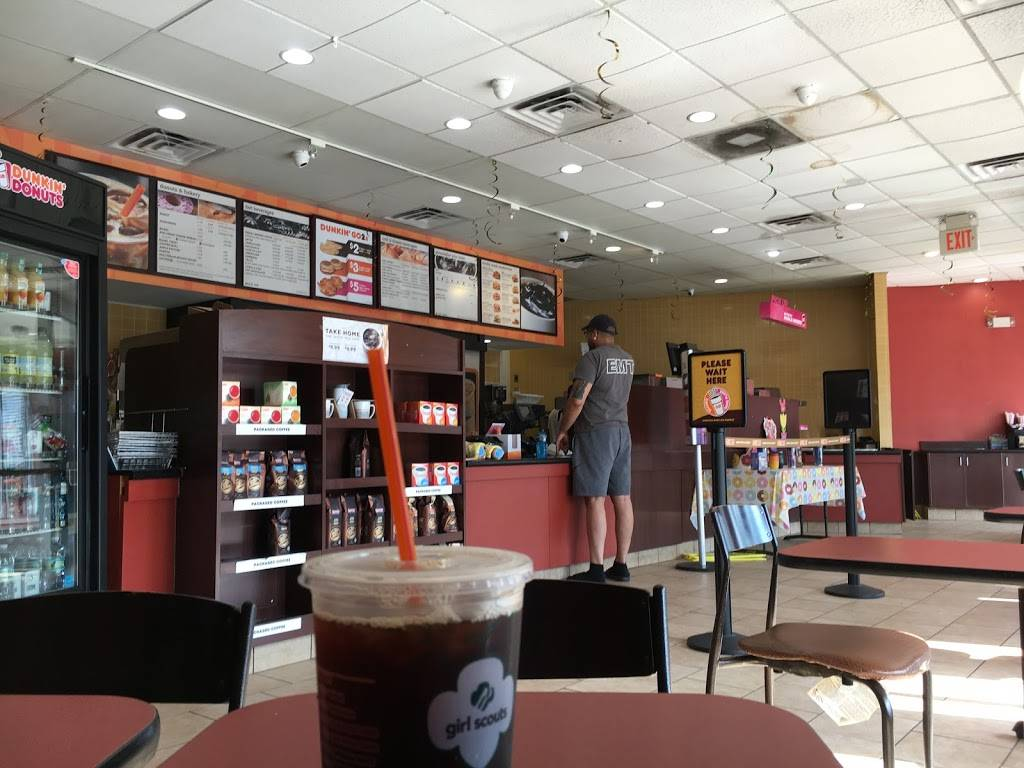 Dunkin Donuts   cafe   31 Liberty St, Little Ferry, NJ 07643, USA   2018141005 OR +1 201-814-1005