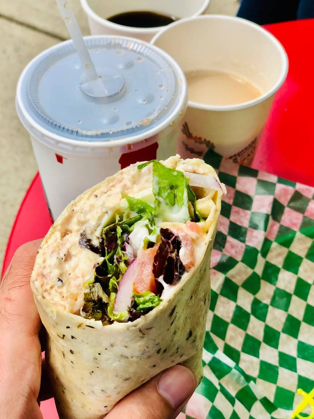 New England Wraps | restaurant | 62 Main St, Lee, MA 01238, USA | 4133944081 OR +1 413-394-4081