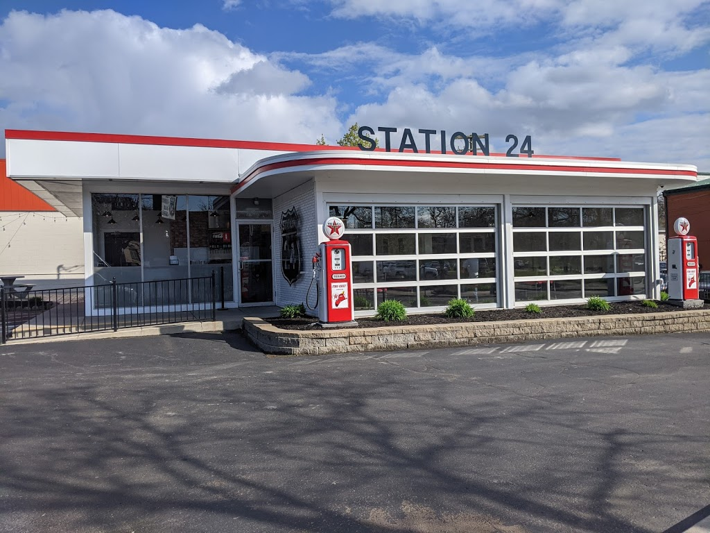 Station 24 | restaurant | 28801 Telegraph Rd, Flat Rock, MI 48134, USA | 7347897302 OR +1 734-789-7302