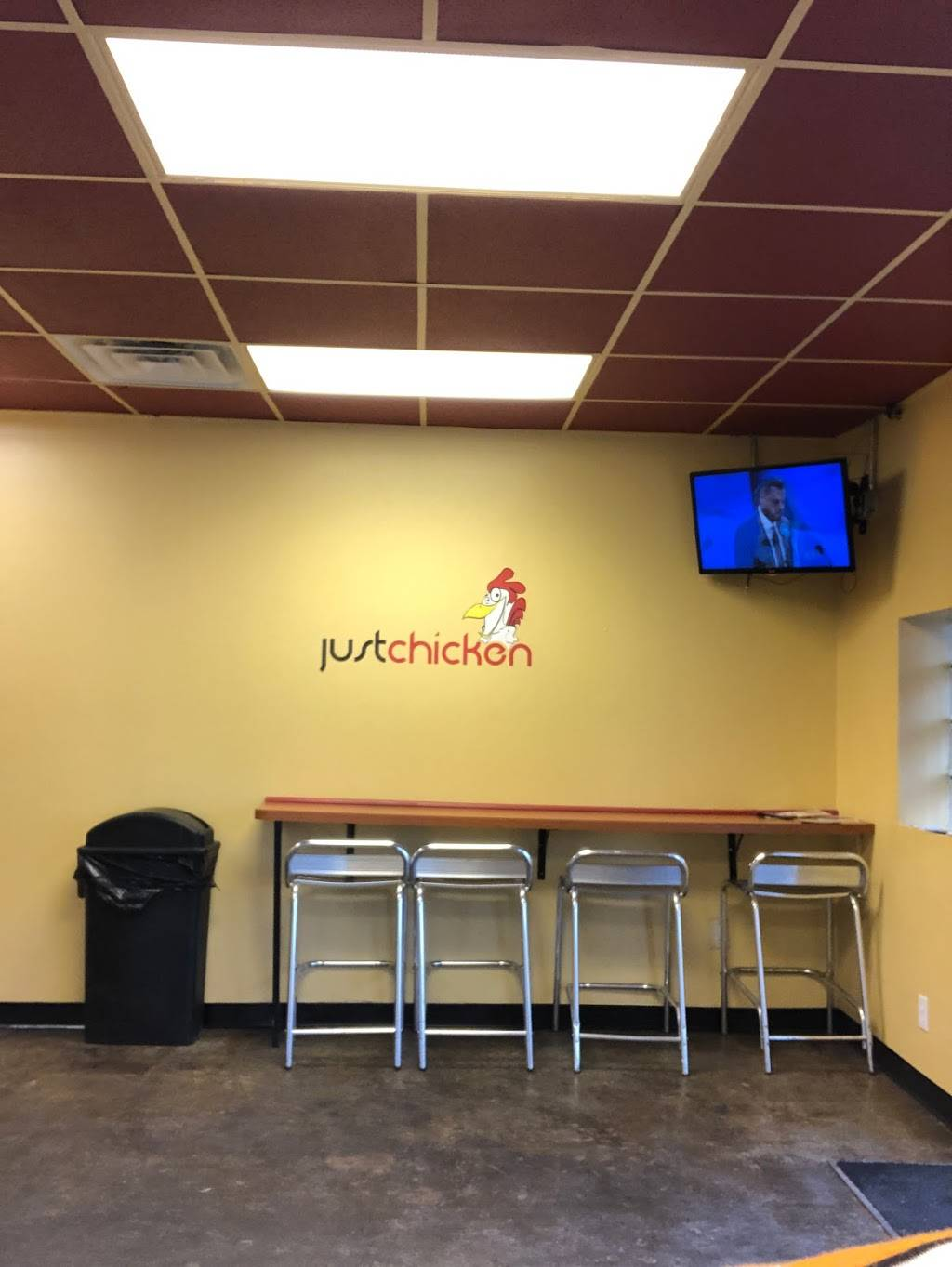 Just Chicken | restaurant | 5942 Delmar Blvd, St. Louis, MO 63112, USA | 3147263303 OR +1 314-726-3303