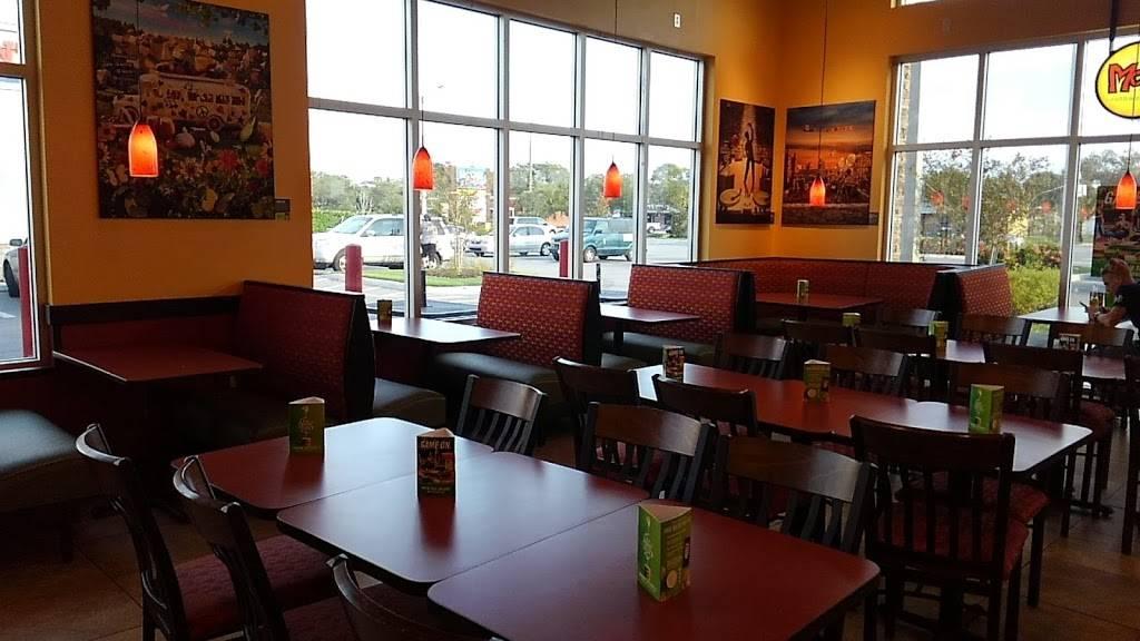 Moes Southwest Grill | restaurant | 4683 Park Blvd N, Pinellas Park, FL 33781, USA | 7273174937 OR +1 727-317-4937