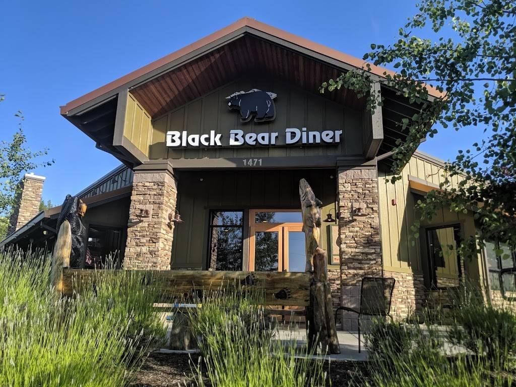 Black Bear Diner | restaurant | 1471 E Washington St, Sequim, WA 98382, USA | 3605042950 OR +1 360-504-2950
