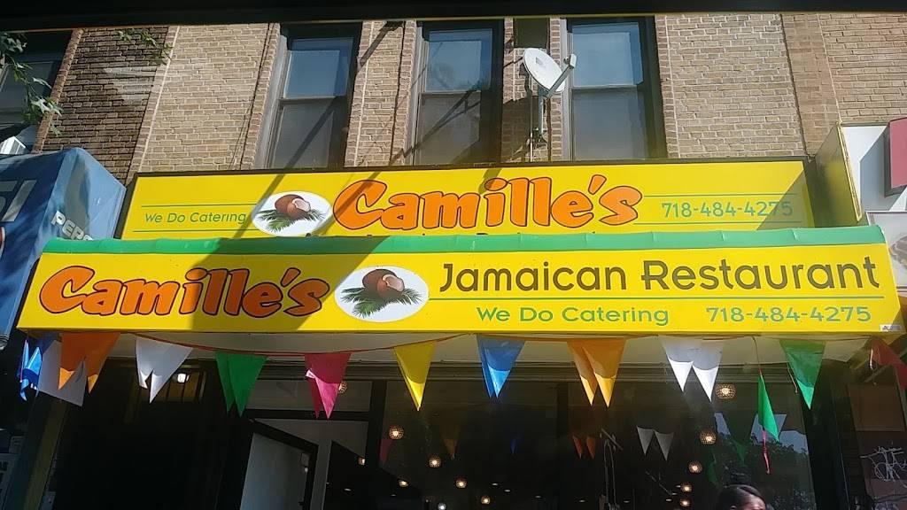 Camilles   restaurant   711 Flatbush Ave, Brooklyn, NY 11225, USA   7184844275 OR +1 718-484-4275