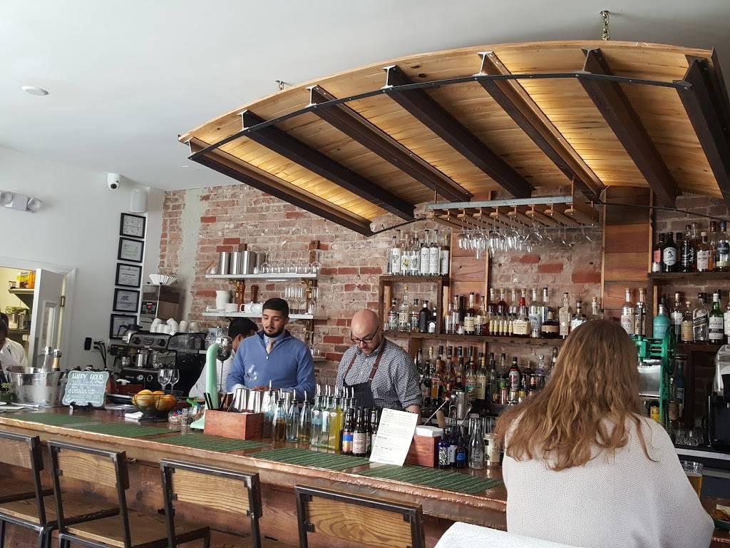 The Kitchen Step   restaurant   500 Jersey Ave, Jersey City, NJ 07302, USA   2017216115 OR +1 201-721-6115