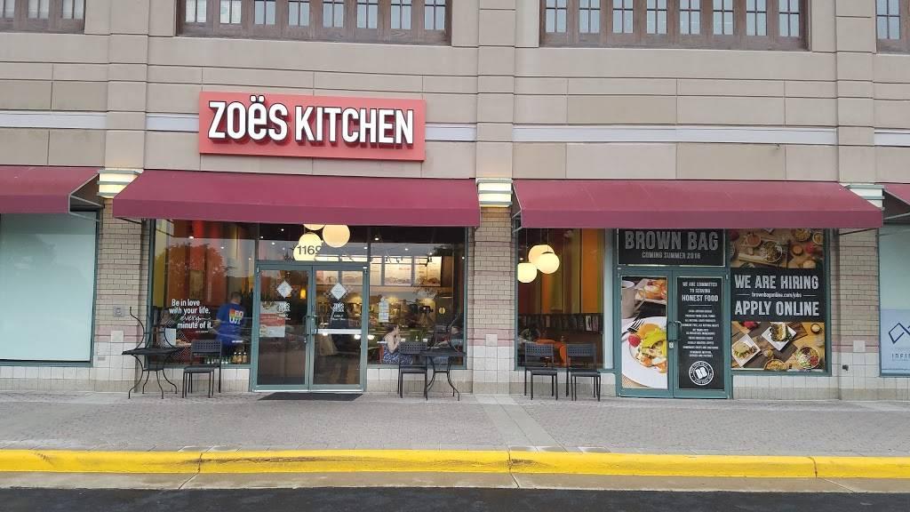 Zoës Kitchen   restaurant   11690 Plaza America Dr, Reston, VA 20190, USA   7034374320 OR +1 703-437-4320