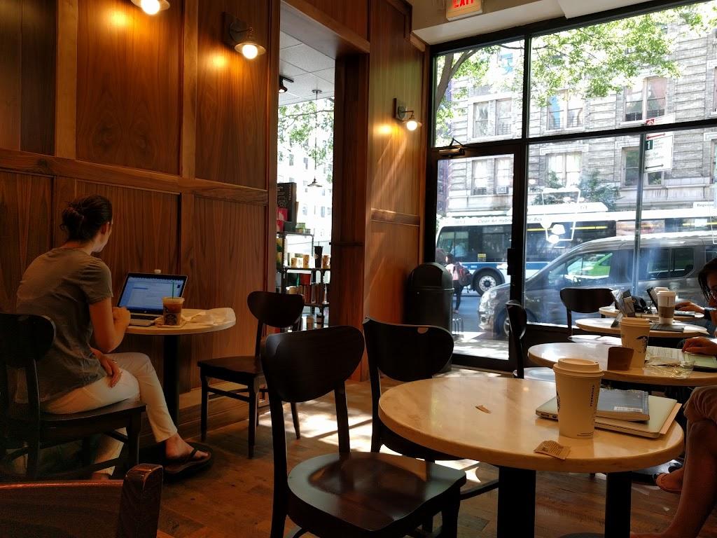 Starbucks | cafe | 1378 Madison Ave, New York, NY 10128, USA | 2125347225 OR +1 212-534-7225