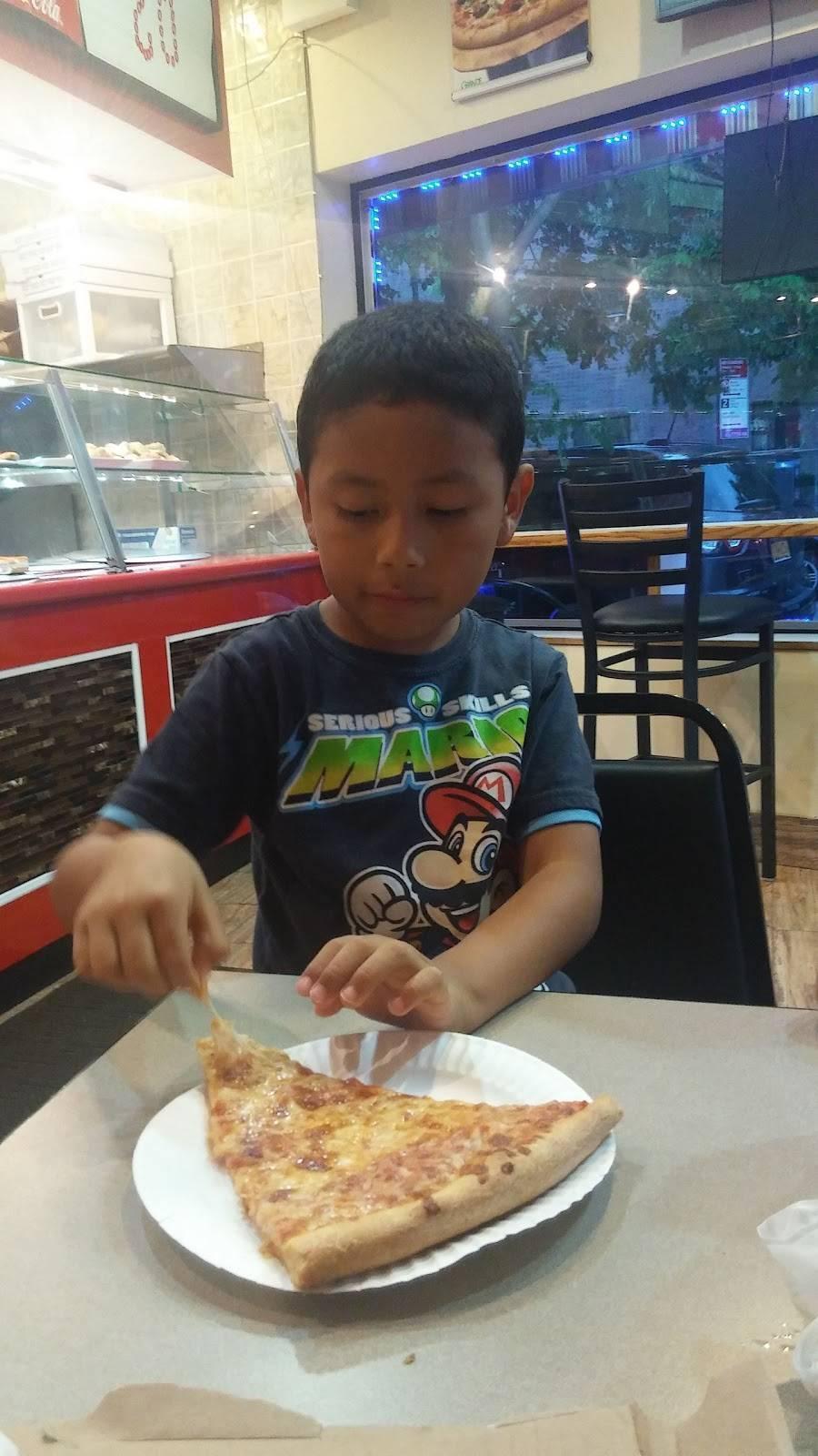 Pronto Pizza   restaurant   89-30 Queens Blvd, Elmhurst, NY 11373, USA   7184241500 OR +1 718-424-1500