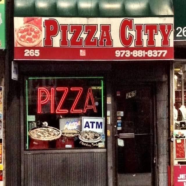 Pizza City | restaurant | 265 Main St, Paterson, NJ 07505, USA | 9738818377 OR +1 973-881-8377