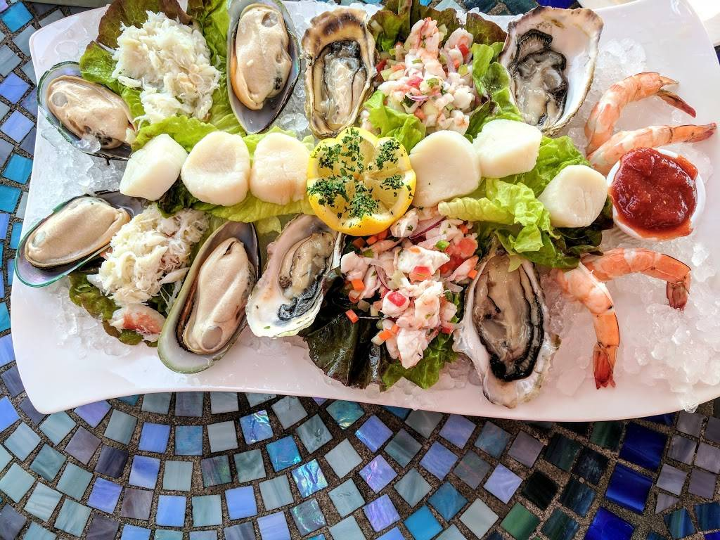 Scotts Seafood Grill & Bar | restaurant | 2 Broadway, Oakland, CA 94607, USA | 5104443456 OR +1 510-444-3456