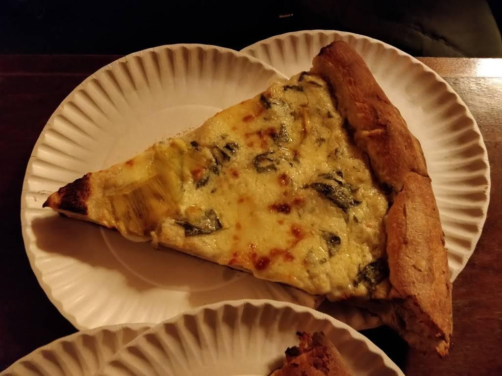 Artichoke Basilles Pizza | restaurant | 18 Wyckoff Ave, Brooklyn, NY 11237, USA | 7183860333 OR +1 718-386-0333