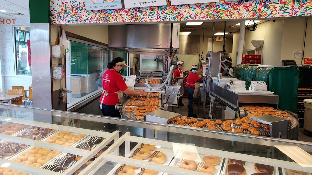 Krispy Kreme | bakery | 980 N 9th Ave, Pensacola, FL 32501, USA | 8504384639 OR +1 850-438-4639