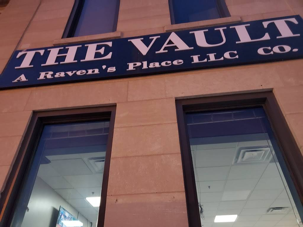 The Vault | restaurant | 13057 S Western Ave, Blue Island, IL 60406, USA | 7088970349 OR +1 708-897-0349