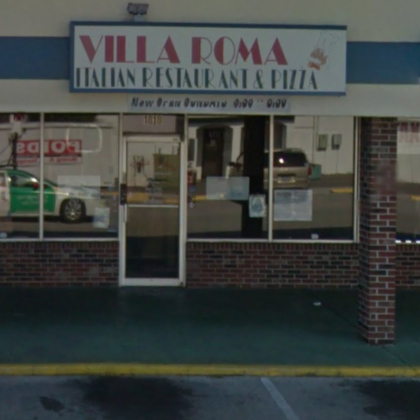 Villa Roma Italian Restaurant and Pizza | meal delivery | 1818 US-19, Holiday, FL 34691, USA | 7279429323 OR +1 727-942-9323