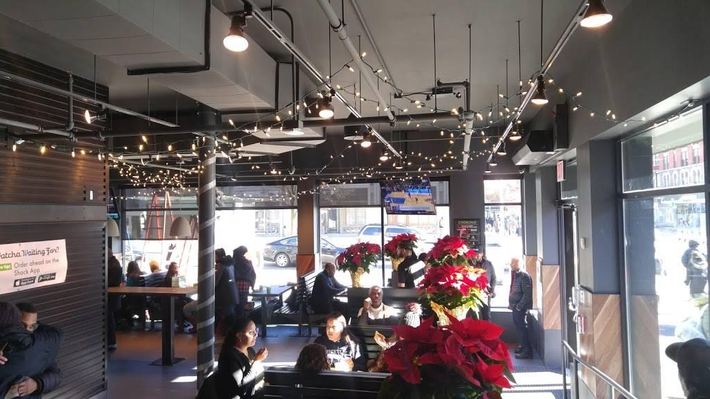 Shake Shack | restaurant | 1 W 125th St, New York, NY 10027, USA | 9294727170 OR +1 929-472-7170