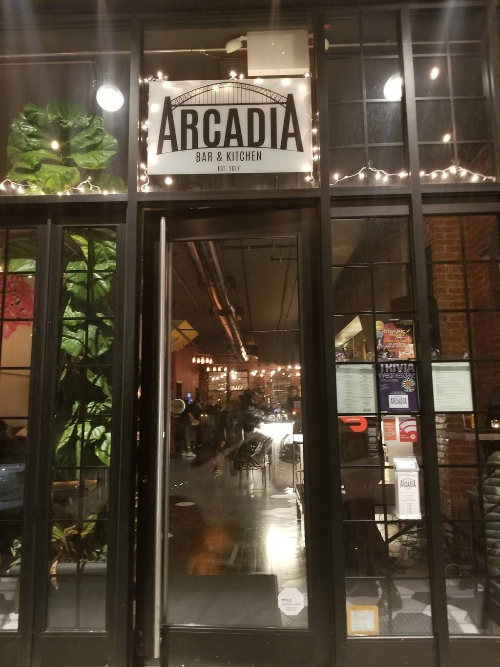 Arcadia Bar and Kitchen | restaurant | 12-21 Astoria Blvd, Astoria, NY 11102, USA | 3477306181 OR +1 347-730-6181