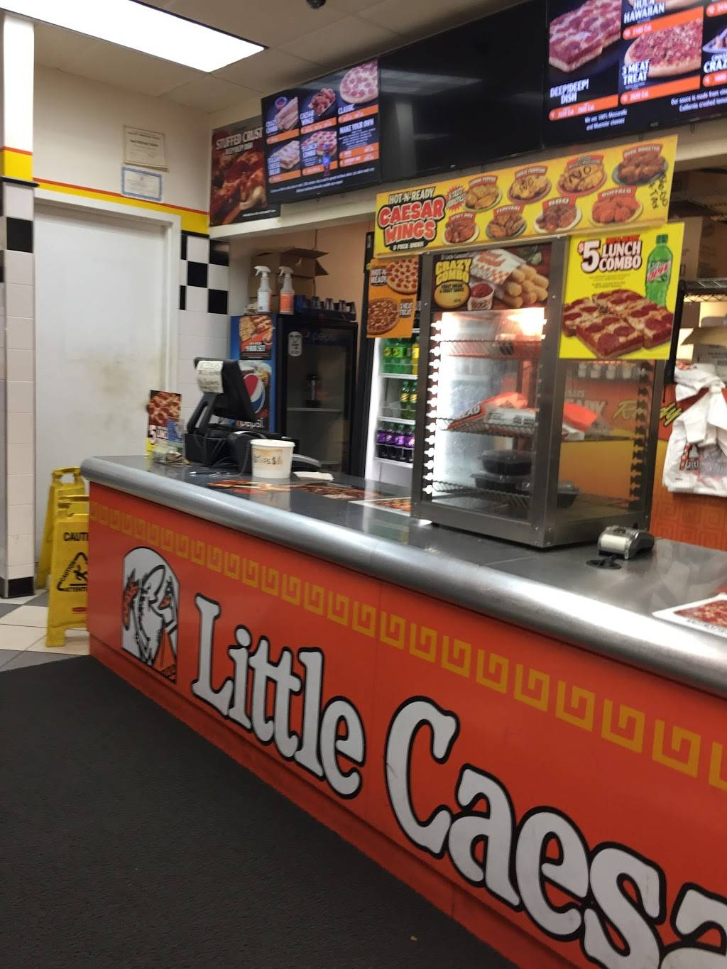 Little Caesars Pizza | meal takeaway | 4809 Park Ave, Union City, NJ 07087, USA | 2017585828 OR +1 201-758-5828