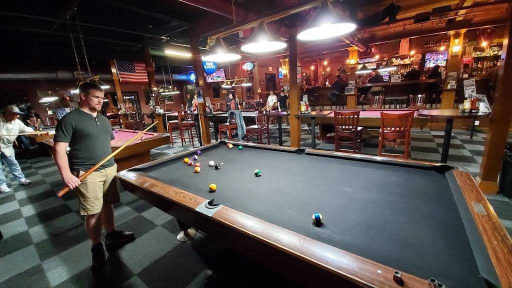 Shooters Bar And Billiards | restaurant | 70 James St, Worcester, MA 01603, USA | 7744207665 OR +1 774-420-7665