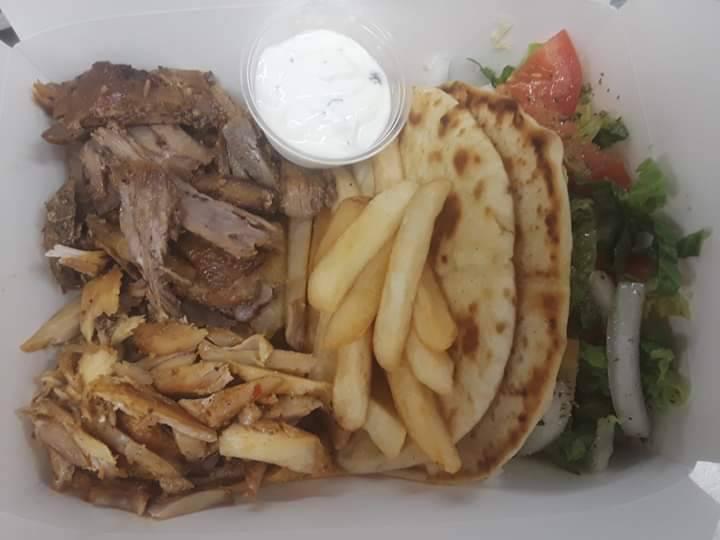 Greek Festival Food Truck | restaurant | Hylan Blvd Ebbitts Road 2700, Staten Island, NY 10306, USA | 3474221993 OR +1 347-422-1993