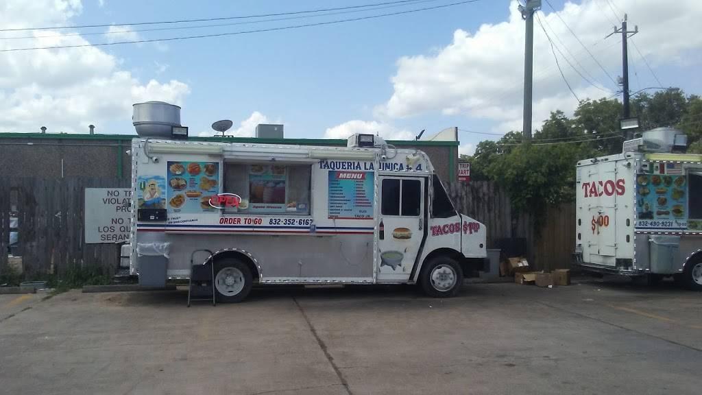 Taqueria La Unica   restaurant   8601 Boone Rd, Houston, TX 77099, USA   8324909231 OR +1 832-490-9231
