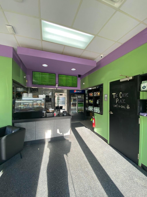 The Crepe Place V-Dal | restaurant | 345 Main St, Harleysville, PA 19438, USA | 2679328809 OR +1 267-932-8809