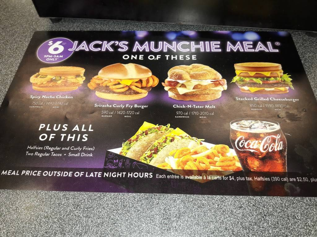 Jack in the Box | restaurant | 900 N Collins St, Arlington, TX 76011, USA | 8172740896 OR +1 817-274-0896
