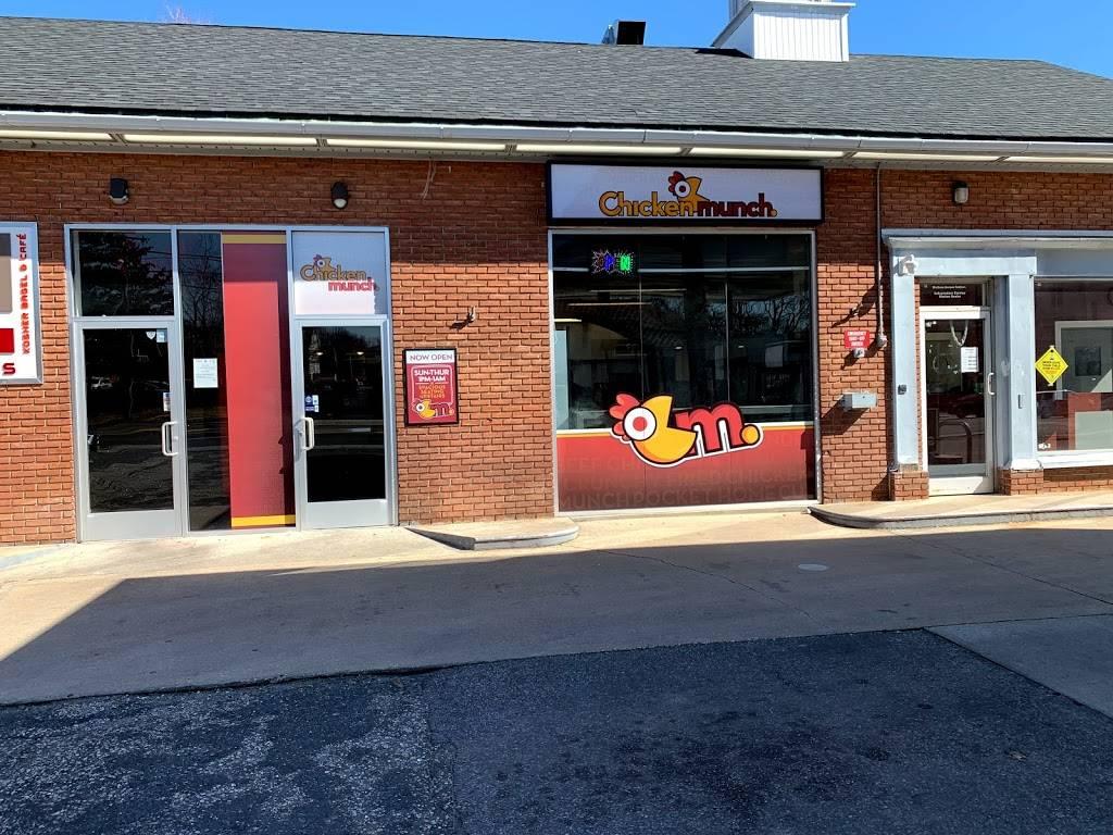 Chicken Munch | restaurant | 1001 Madison Ave, Lakewood Township, NJ 08701, USA | 7329874373 OR +1 732-987-4373