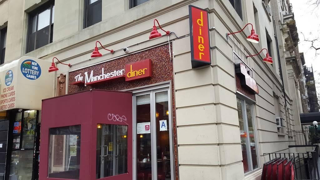 The Manchester Diner | meal takeaway | 2800 Broadway, New York, NY 10025, USA | 2126657712 OR +1 212-665-7712