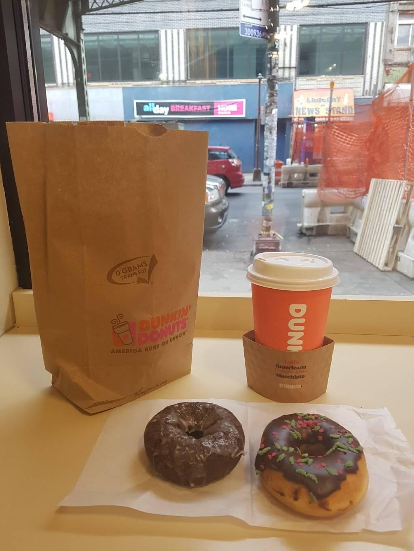 Dunkin Donuts | cafe | 272 Broadway, Brooklyn, NY 11211, USA | 7183880847 OR +1 718-388-0847