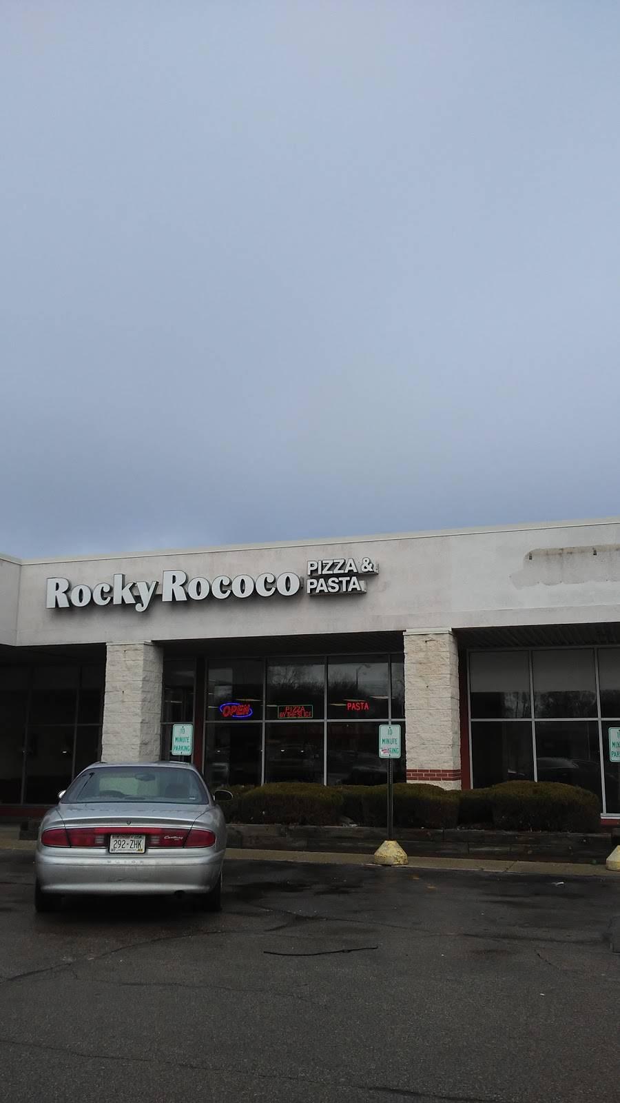 Rocky Rococo Pizza and Pasta - Restaurant | 7600 W Capitol