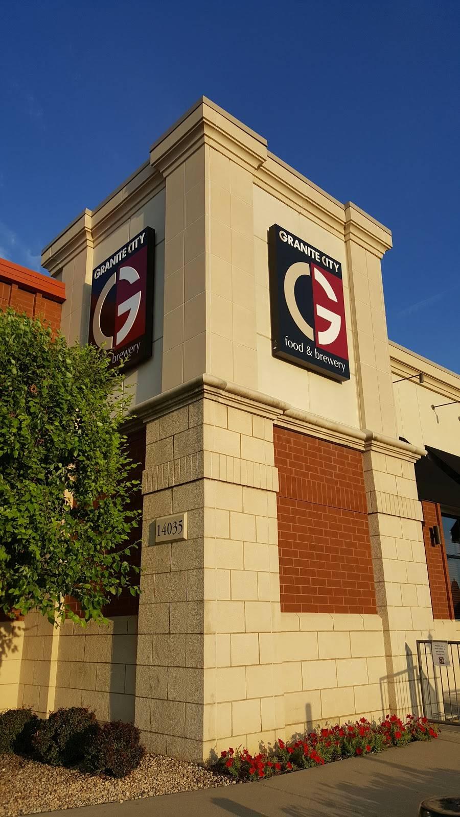 Granite City Food & Brewery | restaurant | 14035 South La Grange Road, Orland Park, IL 60462, USA | 7083641212 OR +1 708-364-1212
