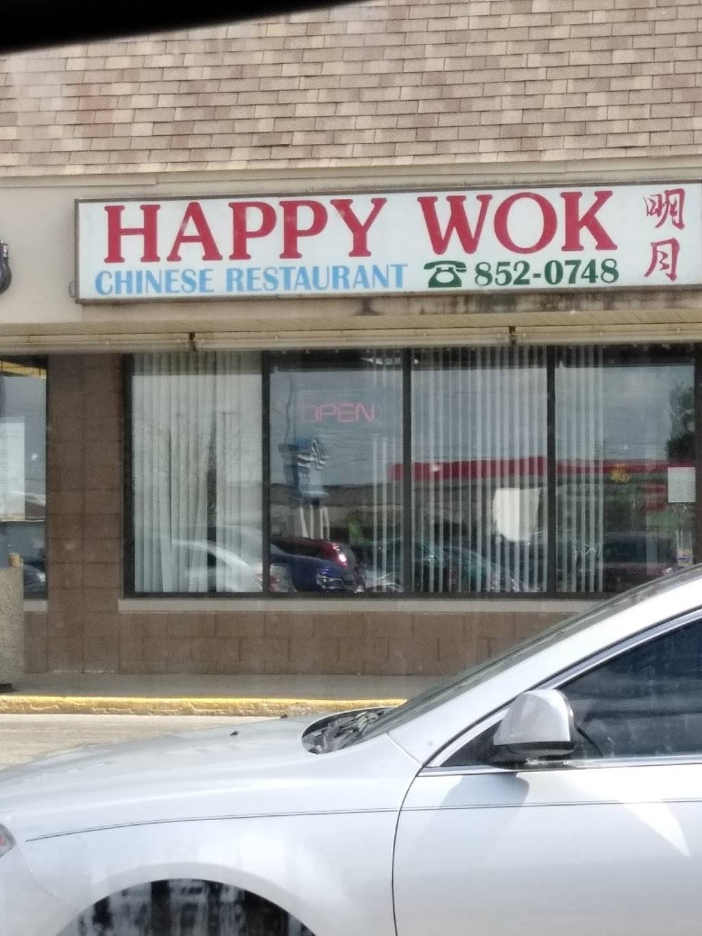 Happy Wok Chinese Restaurant | restaurant | 226 Lafayette St, London, OH 43140, USA | 7408520748 OR +1 740-852-0748