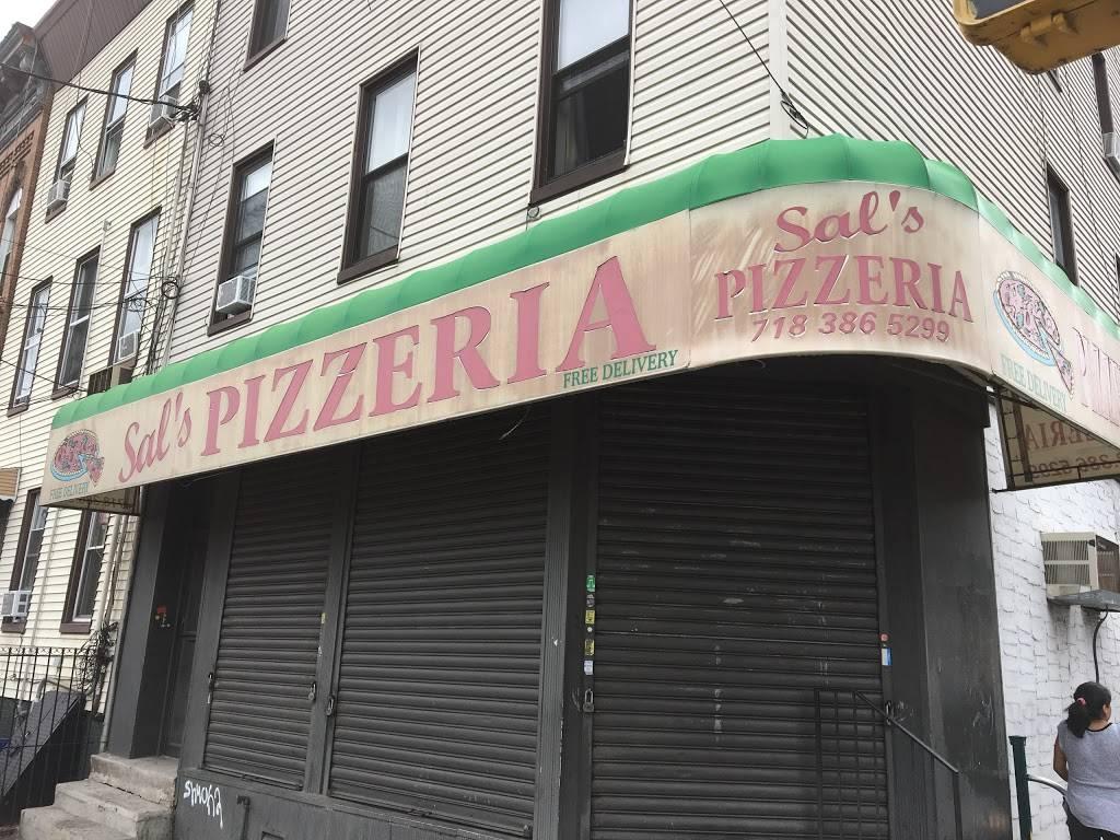Sals Pizzeria   restaurant   119 Wyckoff Ave #1, Brooklyn, NY 11237, USA   7183865299 OR +1 718-386-5299