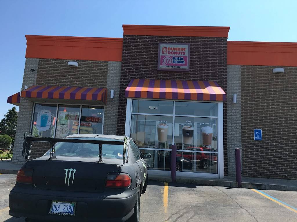 Dunkin | bakery | 24235 Michigan Ave, Dearborn, MI 48124, USA | 3134002287 OR +1 313-400-2287